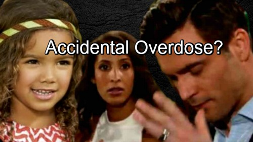 'The Young and the Restless' Spoilers: Ashby Twins At Risk From Cane's Painkiller Addiction - Accidental Overdose?