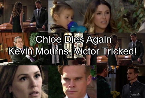 The Young and the Restless Spoilers: Chloe Dies Again – Kevin Mourns Then Moves On With Bella In Final Scheme