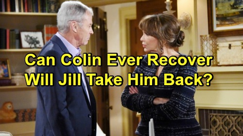 The Young and the Restless Spoilers: Colin Blunders, Encourages Jill To Dance on Katherine's Grave – Hard To Beat Hypocrisy