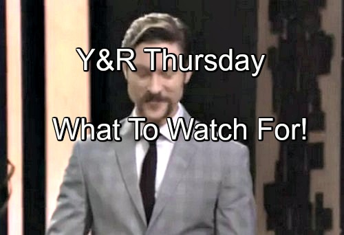 'The Young and the Restless' Spoilers: Adam Prepares for Punishment – Daniel Surprises Summer, Noah Insists Wedding Off
