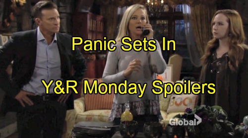 The Young and the Restless Spoilers: Sully Triggers Nick's Christian Memories, Sharon Panics – Phyllis Betrays Jack For Victor
