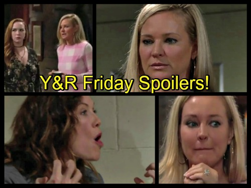 The Young and the Restless Spoilers: Patty Escape Crisis Heats Up as Sharon and Mariah Panic – Phyllis Take Big Risk for Jack