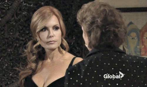 'The Young and the Restless' Spoilers: Devon Ponders Crash - Gloria Goes Behind Lauren's Back, Makes Jack an Offer