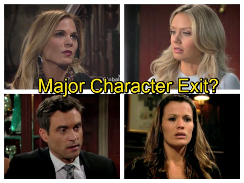 The Young and the Restless Spoilers: Which Major Character Will Be Unexpectedly Written Out of Y&R in 2017?