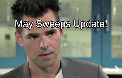 The Young and the Restless (Y&R) Spoilers: May Sweeps Heat Up – New Hot Troublemaker Hits Town - Secrets Exposed – Lies Revealed