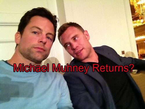 The Young and the Restless Spoilers: Will Michael Muhney Replace Justin Hartley as Adam Newman?