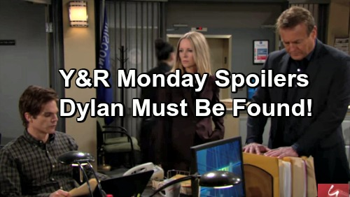 The Young and the Restless Spoilers: Jack's Sabotage Exposed - Dylan Must be Found – Hilary's Shock Move