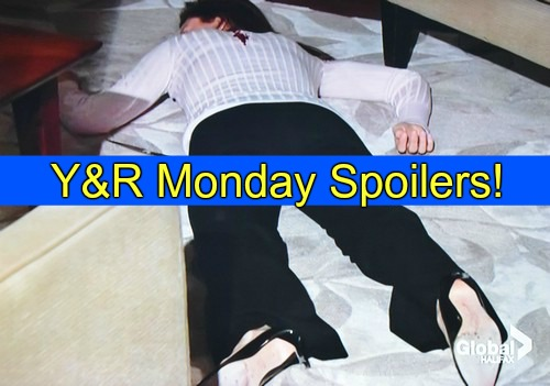 The Young and the Restless (Y&R) Spoilers: Nick Realizes Dr. A is Sandra Allen - Dr. Anderson Murdered, Stabbed to Death