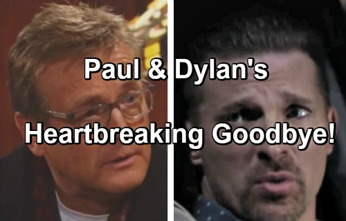 The Young and the Restless Spoilers: Steve Burton's Emotional Exit – Heartbreaking Goodbye for Dylan and Paul
