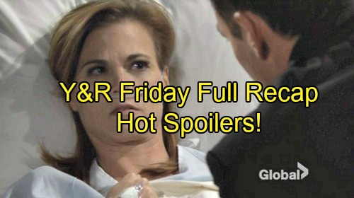 The Young and the Restless Spoilers: Phyllis Accident Puts Suspicion On Jack – Kevin and Chloe Bond on Steamy Date