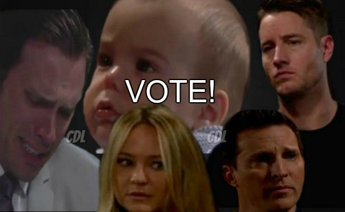 The Young and the Restless (Y&R) Spoilers: Who Should Raise Sage's Baby Christian - Sharon and Dylan, Nick, or Adam and Chelsea?