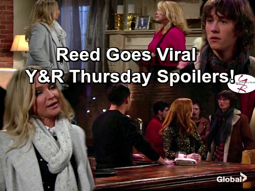 The Young and the Restless Spoilers: Nick Gives Victoria Shocking News – Reed Goes Viral – Sharon Reaches Out to Nikki
