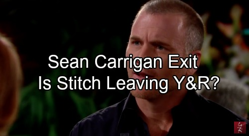 The Young and the Restless Spoilers: No Storylines Left for Dr Ben 'Stitch' Rayburn - Sean Carrigan Y&R Exit Looms