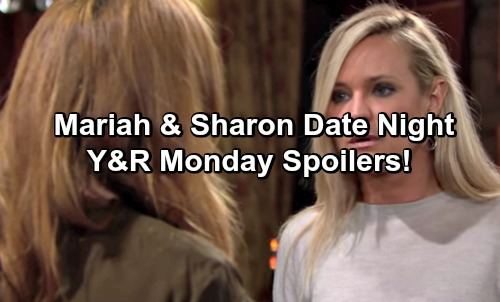 The Young and the Restless Spoilers: Lauren Gets a Huge Shock, Scotty Missing – Mariah and Sharon Go Man Hunting