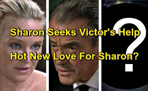 victor and sharon relationship trust