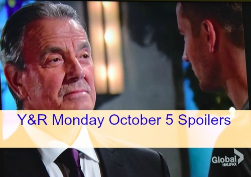 The Young and the Restless (Y&R) Spoilers: Billy Battles Adam Over Delia - Victor Punches Out Son - Sage Admits Gabe Scheme