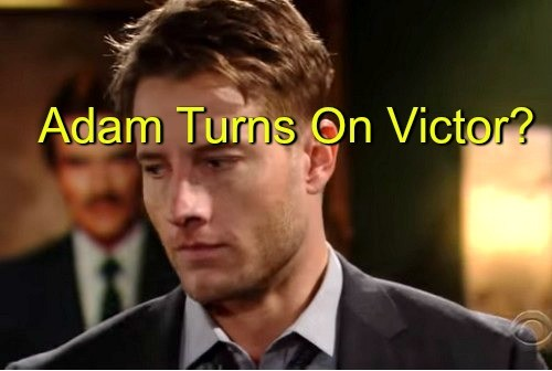 The Young and the Restless (Y&R) Spoilers: Will Adam Turn Against Victor After Christian Paternity Reveal?