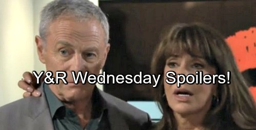 'The Young and the Restless' Spoilers: Phyllis' Lusty Billy Fantasy - Neil's Vile Deception - Colin Pumps Jill for Info