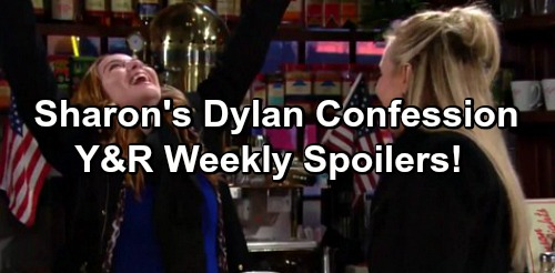 The Young and the Restless Spoilers: Week of February 20 – Sharon's Shocking Dylan Confession - Compromising Situations