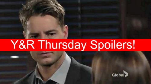 The Young and the Restless (Y&R) Spoilers: Thursday, Feb. 4 - Adam's Hard Choice – Cane and Lily Try – Pressure Mounts on Noah