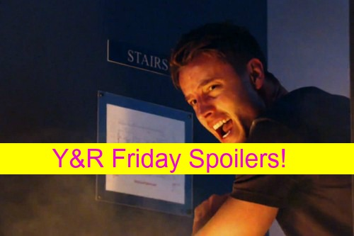 The Young and the Restless (Y&R) Spoilers: Halloween Gala Begins, Disaster Approaches – Dr. Neville Skips Town