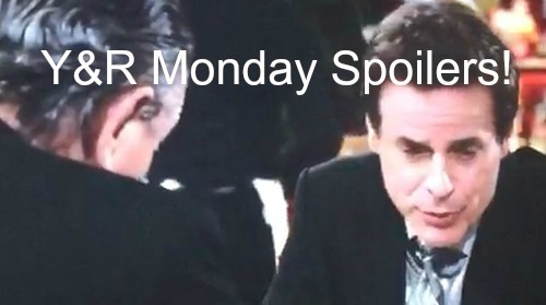The Young and the Restless (Y&R) Spoilers: Victor Wants Surprise Witness for Adam – Phyllis Sways Topher – Lily Rips Into Joe