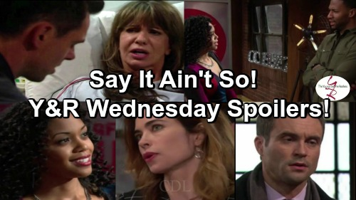 The Young and the Restless Spoilers: Victoria Drops a Bomb on Cane – Hilary Gets Nosy – Billy's Meddling Riles Jill