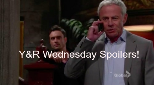 The Young and the Restless (Y&R) Spoilers: Colin Traps Joe - Cane Catches Lily Cheating – Hilary's Web of Lies Grows