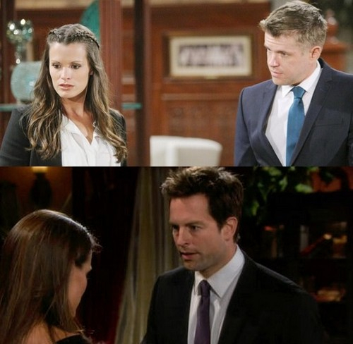 The Young and the Restless Spoilers: Adam Newman Returns To Stop Chelsea and Billy Hooking Up?