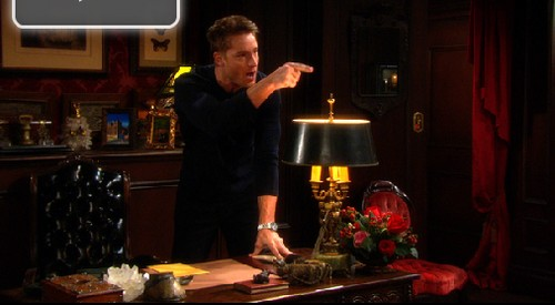 The Young and the Restless Spoilers: Gabriel Tells Jack He Is Adam Newman After Fight With Sage - Cover Blown!