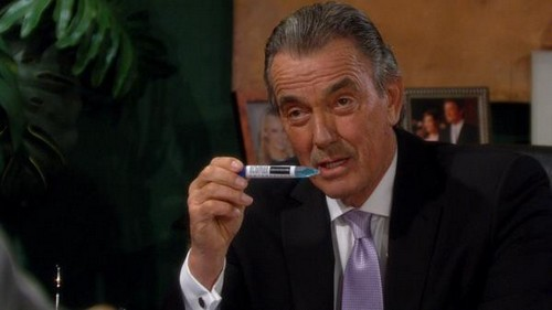 'The Young and the Restless' Spoilers: Phyllis Leaves - Victor Returns Stolen Love Potion - Drunk Nikki Drops Baby Katie?