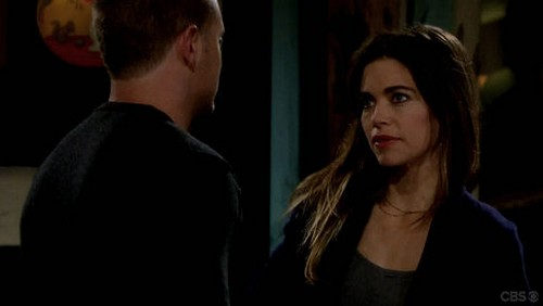 The Young and the Restless Spoilers: Victoria Learns If Billy or Stitch is Baby's Father - Billy Prefers Chelsea Anyway?