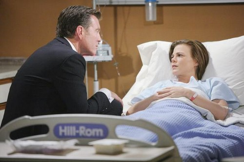 The Young and the Restless Spoilers October 9: Jack Leaves Phyllis and Sleeps With Kelly - Sharon Questions Phyllis