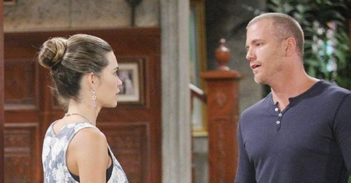 The Young and the Restless Spoilers: Who's The Daddy - Victoria Rats On Stitch, Rejects Billy and Refuses To Take Paternity Test