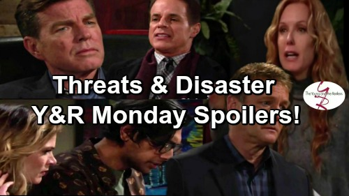 The Young and the Restless Spoilers: Ravi Panics When Disaster Strikes – Lauren Breaks Down Over Scott – Michael Demands Answers