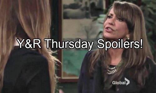 The Young and the Restless (Y&R) Spoilers: Jill Rages at Billy, Phyllis Shocked by Fling – Lily and Cane Plot Against Hilary