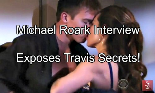 The Young and the Restless (Y&R) Spoilers: Michael Roark's Dark Travis Mystery – Motives Questioned, Secrets Emerge