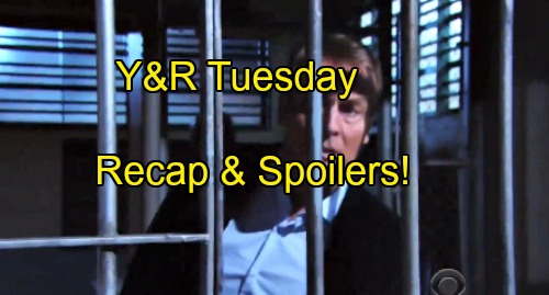 The Young and the Restless Spoilers: Patty Discovered, Nick Confused by Sharon's Panic – Chloe Haunted by Nightmares of Adam