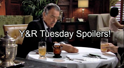 The Young and the Restless Spoilers: Victor's Offer for Travis, Victoria Suspicious – Devon Meddles In Jack's GC Buzz Problem