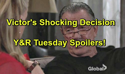 The Young and the Restless Spoilers: Lauren Pleads for Cash – Victor's Suggestion Stuns Nikki – Cane Gets Big News