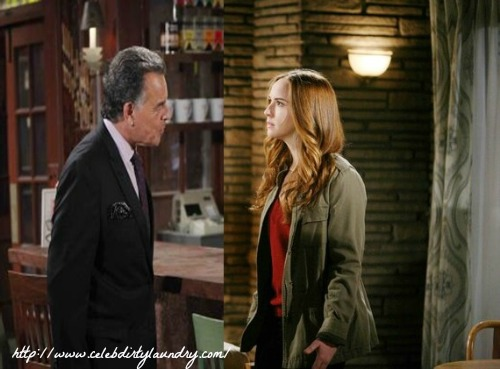 The Young and the Restless Spoilers: Fake Ghost Cassie and Ian Ward are Working Together - Watch Out Victor Newman!
