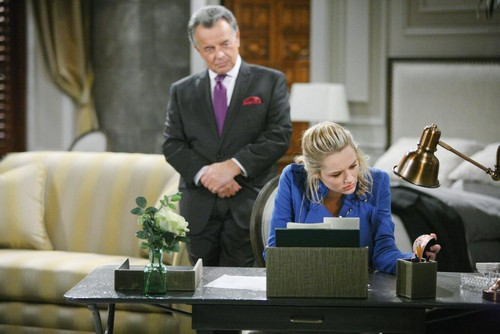 The Young and the Restless Spoilers Feb 26 – Is Ian Ward Threatening Nikki He Will Brainwash And Rape Summer?