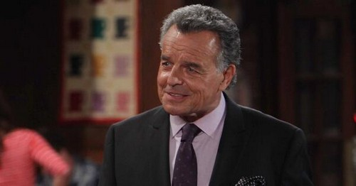 The Young the Restless Spoilers: Victor Newman Threatens Ian Ward - Tyler Plotting To Steal Abby's Money?
