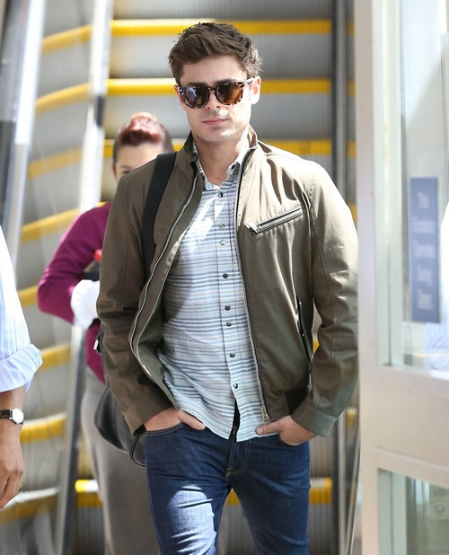 Zac Efron Blames Everyone But Himelf For Cocaine and Molly Addictions - Pathetic or Predictable?