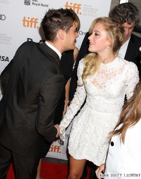 Zac Efron And Maika Monroe Hook Up - Dating 'At Any Price' Co-Star (PHOTO)