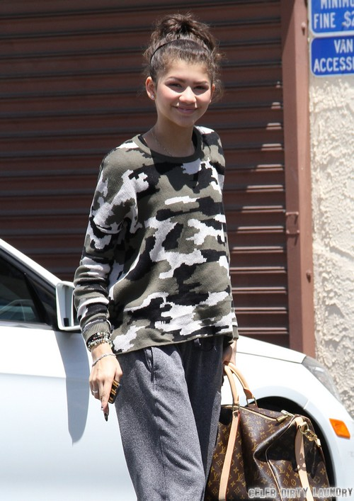 Zendaya Coleman and Jay Howden Dating Secretly: A Cry for Help?