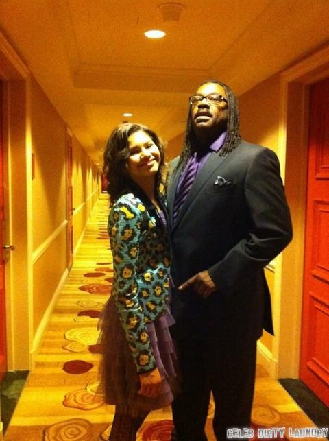 Meet DWTS Zendaya Coleman's Father, Kazembe Coleman - Cruel Control Freak