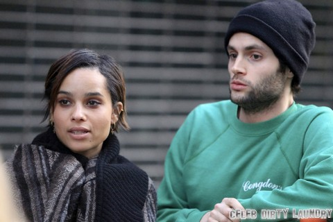 Penn Badgley Dumped Zoe Kravitz Because She Was Bisexual?