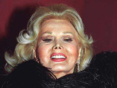 Zsa Zsa Gabor Loses Leg In Medical Amputation