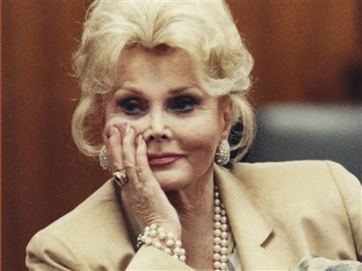 Zsa Zsa Gabor Released From The Hospital
